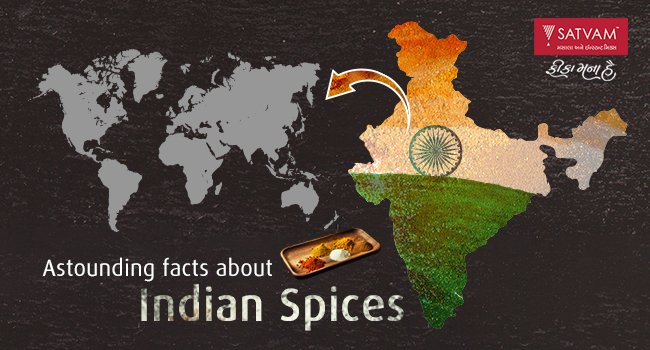 Astounding facts about Indian Spices