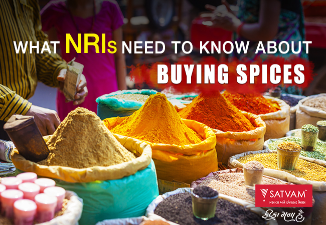 Things the NRIs Need to Know While Importing Indian Spices
