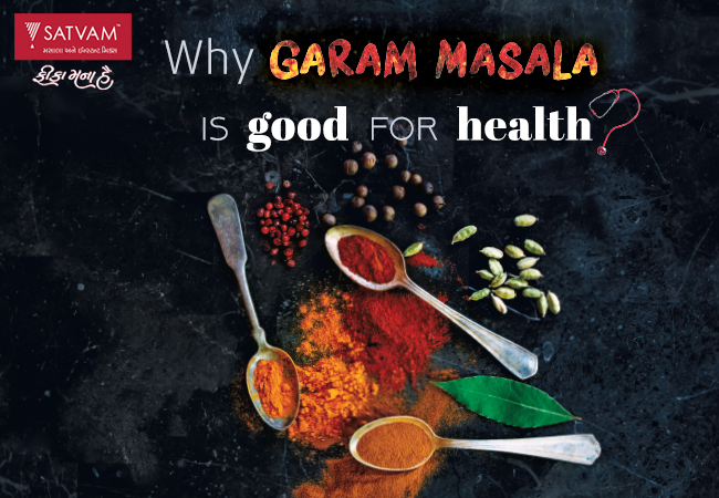 Garam Masala health benefits
