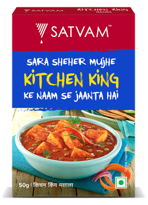 Satvam Kitchen King Masala